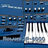for Roland JP-8000 - the very Best of - unique original Huge WAVE/Kontakt Multi-Layer Samples Library on DVD or download