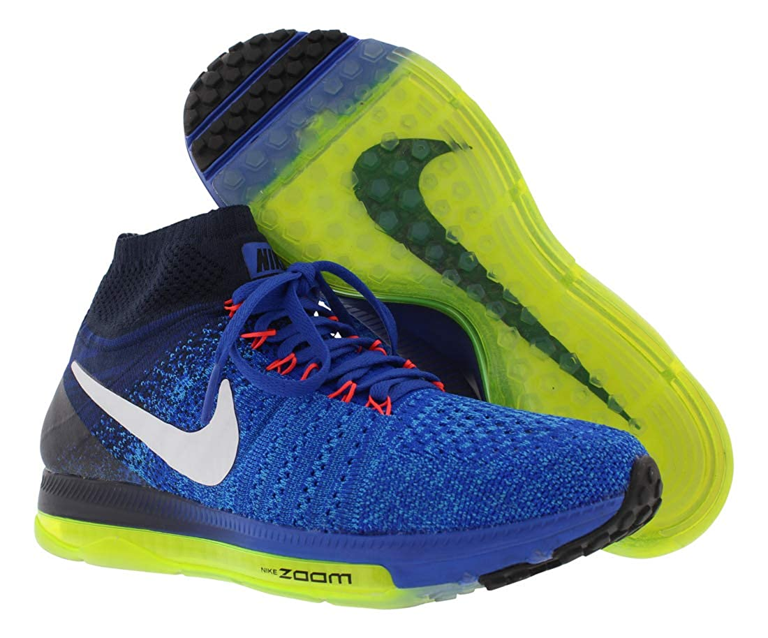 55b6ce5c40b23 Amazon.com  Nike Air Zoom All Out Flyknit 845361-002 Running Shoes Size 9   Shoes
