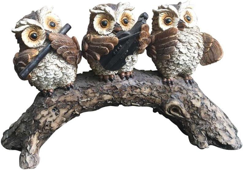 Comfy Owl Decoration