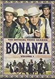 Bonanza: The Official Third Season Volume One