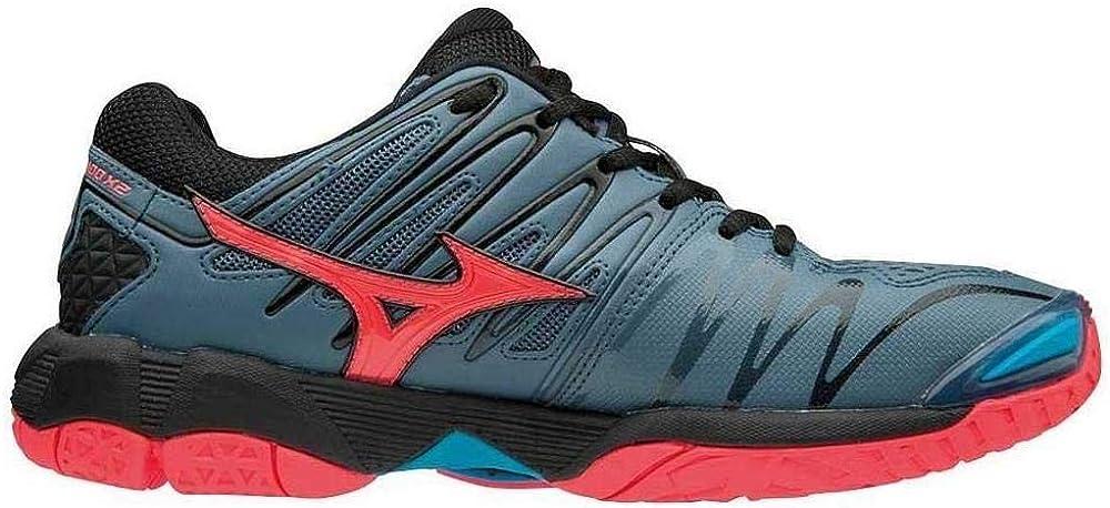 Mizuno Wave Tornado X2 Sneakers Basses Femme