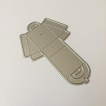Puzzle Metall Stanzformen Schablonen für Scrapbooking Karten Craft Embossing Sa