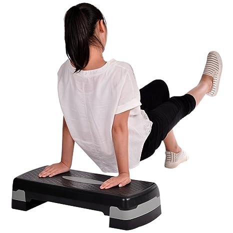 Steps de Aerobic Stepper para Hacer Ejercicios Fitness Altura ...
