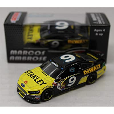 Lionel Racing Marcos Ambrose 2014 Stanley Tools 1:64 NASCAR DIECAST: Toys & Games