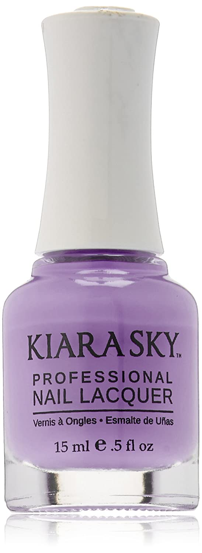Amazon.com : Kiara Sky Nail Lacquer, Feeling Nutty, 15 Gram : Beauty
