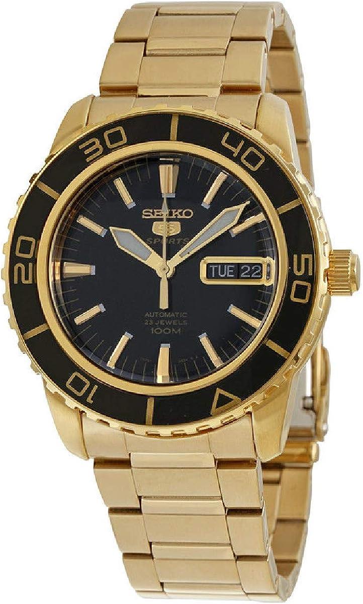 SEIKO (セイコー) 腕時計 セイコー5スポーツ自動巻き メンズSNZH60K1 [並行輸入品]