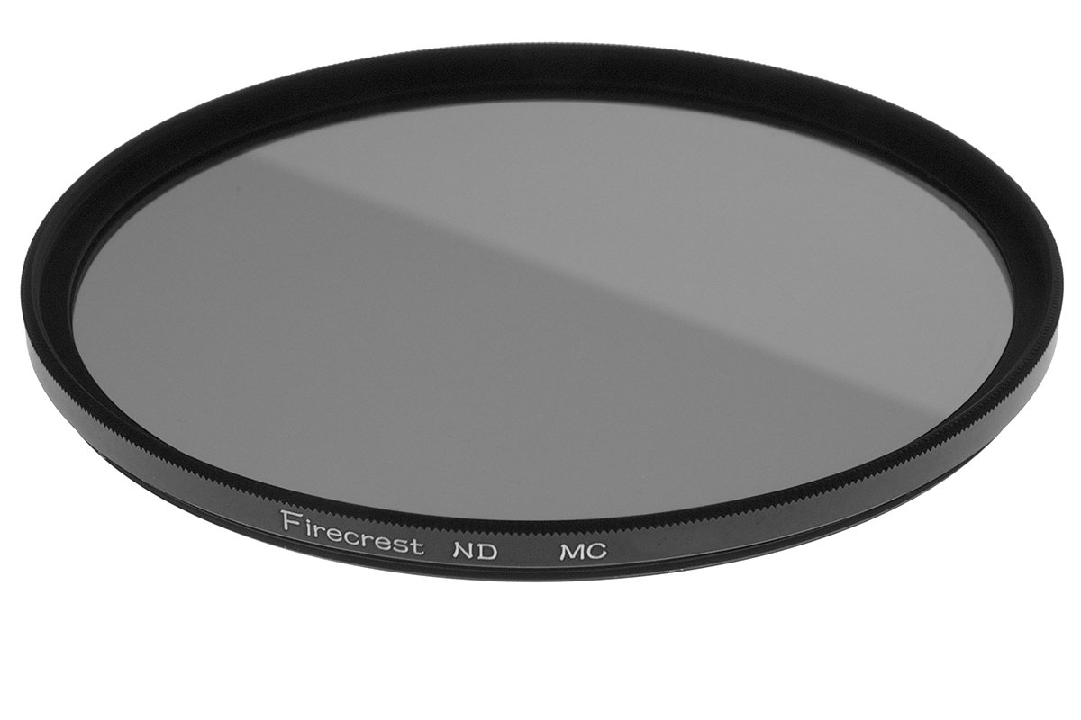 Firecrest ND 77mm Neutral density ND 1.5 (5 Stops) Filter for photo, video, broadcast and cinema production by Formatt Hitech Limited