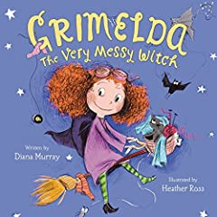 Grimelda's house may not be tidy, but it's cozy, and that's just the way she likes it. She also likes pickle pie. There's only one problem—she can't find the main ingredient in her messy house! Readers who enjoyed Norman Bridwell's cla...