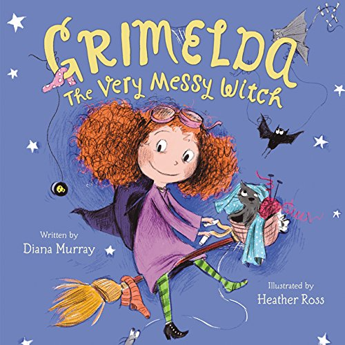 Grimelda: The Very Messy -