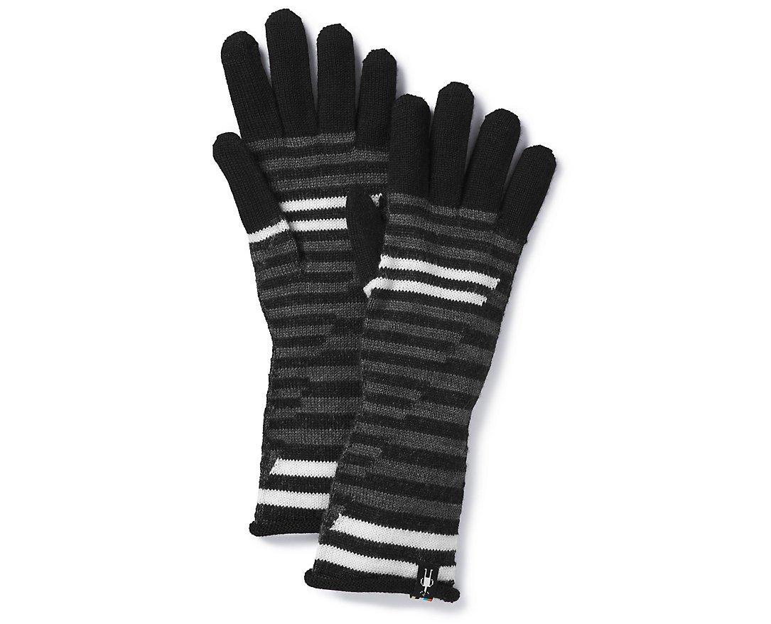 Smartwool Snow Drift Glove Black 1FM by SmartWool (Image #1)