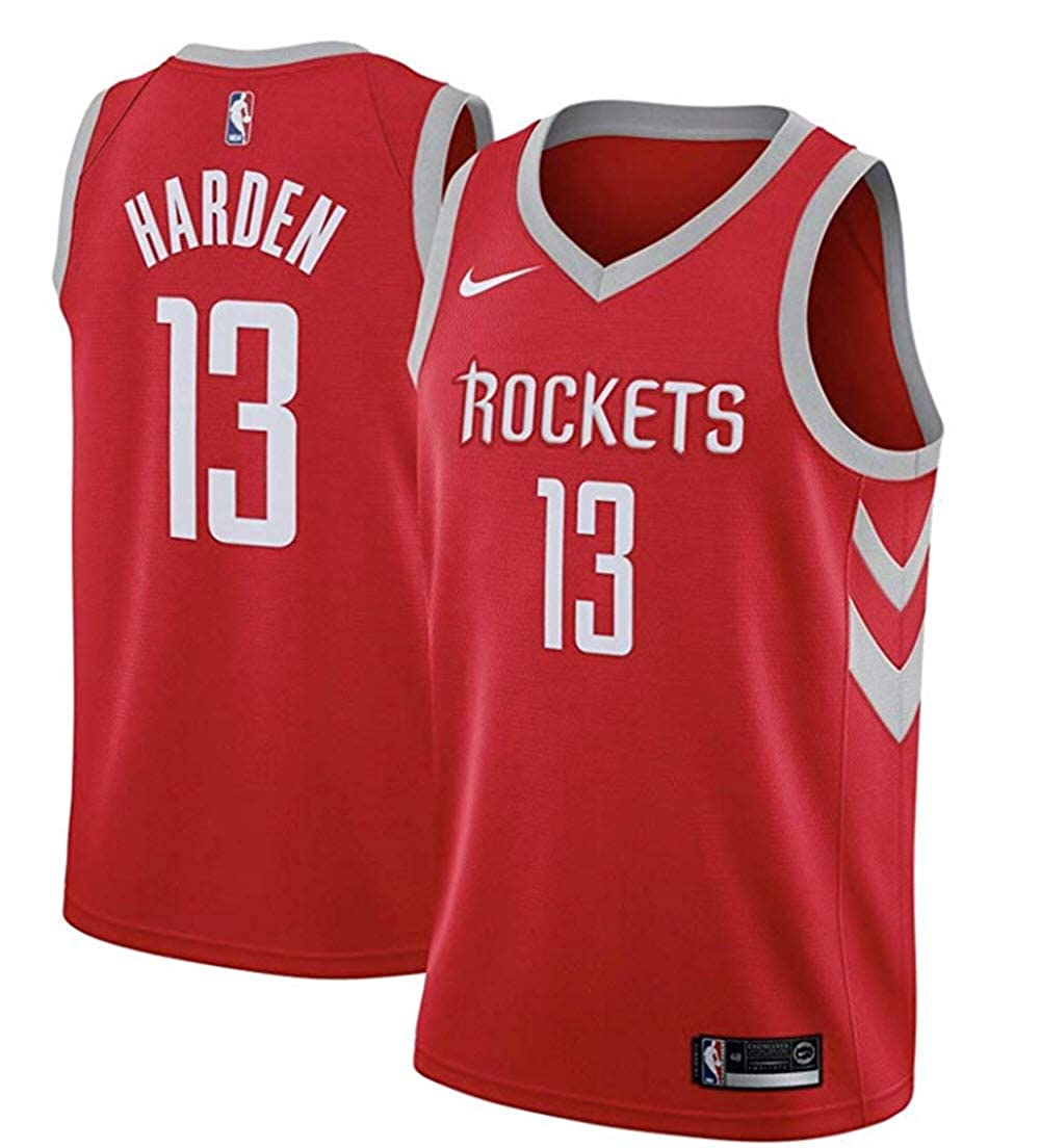 Nike HOU M Nk Swgmn JSY Road Camiseta 2ª Equipación Houston ...