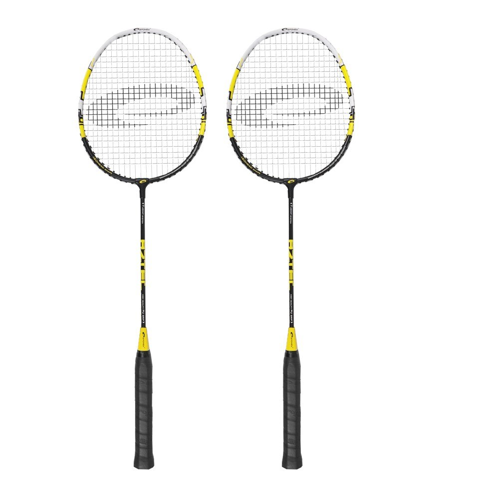 Spokey Badmintonschläger Set - dynamisch präzise 2 Schläger für anspruchsvoll... Spokey_83201