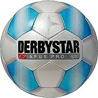 Derbystar Fußball Apus Pro Light, Weiß/Blau, 5, 1718500161