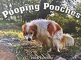 2016 Pooping Pooches White Elephant Gag Gift Calendar