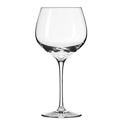 58beb1e8193 Image Unavailable. Image not available for. Color: Household Essentials  KROSNO Nina Red Wine Glasses (Set ...