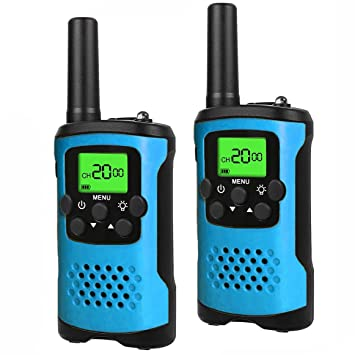TOP Gift Toys For 4 5 Year Old Boys Walkie Talkies Kids