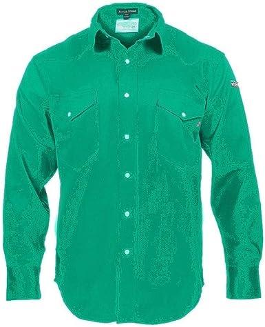 Just In Trend Camisa de soldadura resistente al fuego, 100 % C – 9 oz: Amazon.es: Ropa y accesorios