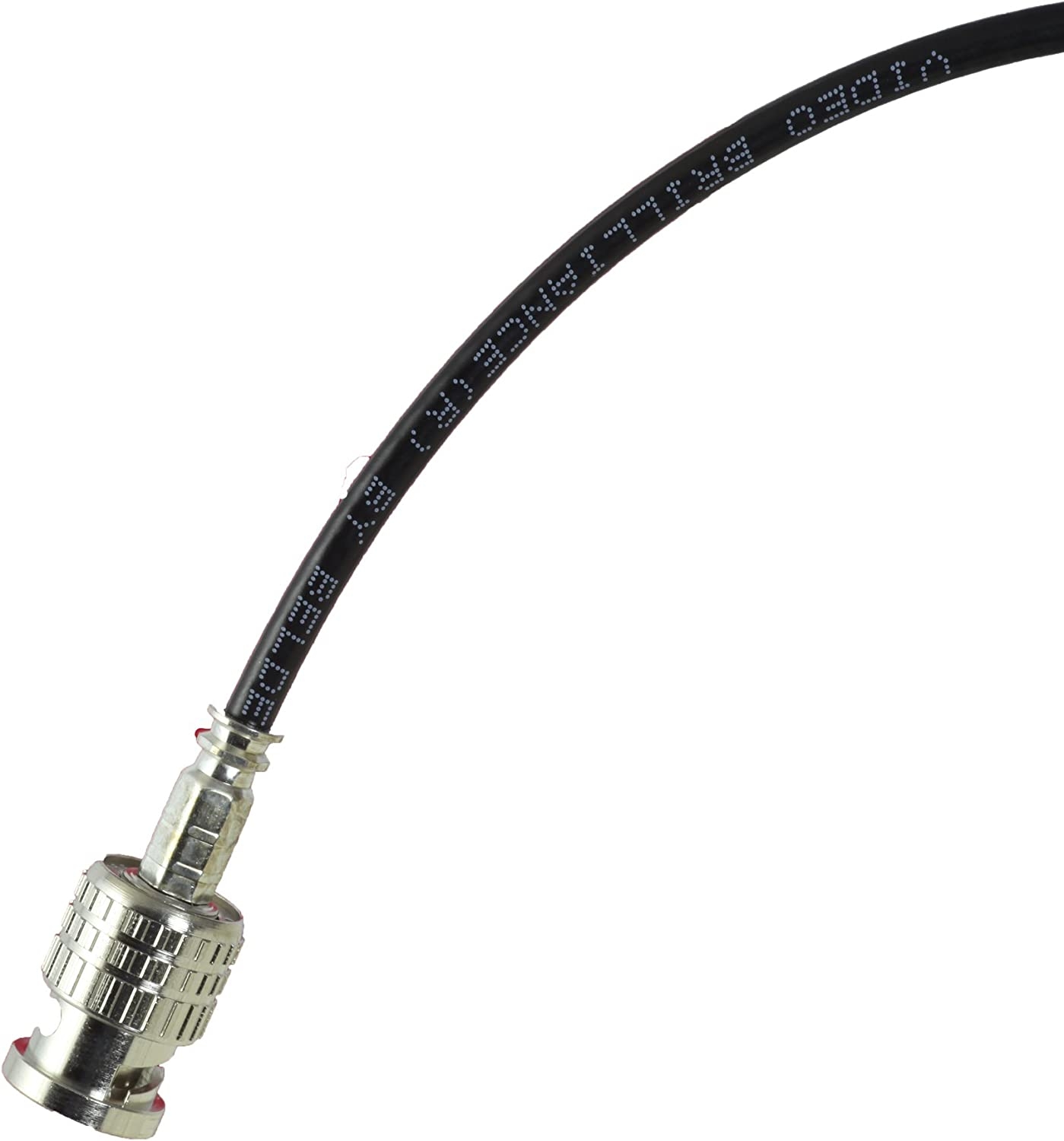 BNC to BNC Belden 1855A 10 Foot Black BJC Mini 3G//6G HD SDI Cable