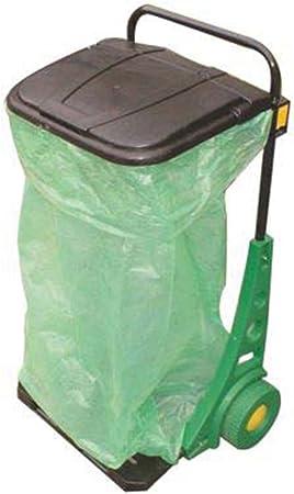Mercatools - Carro recoge-hojas jardin: Amazon.es: Bricolaje y herramientas