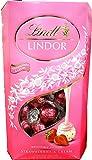 リンツ リンドール ストロベリーチョコレート 大容量600グラム Lindt LINDOR STRAWBERRY CHOCOLATE 600g
