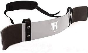 RIMSports Arm Blaster for Biceps & Triceps Arm Blaster for Weight Lifting Bicep Blaster and Bicep Curl Support for Bodybuilding & Weight Lifting Bicep Isolator and Arm Blaster for Biceps