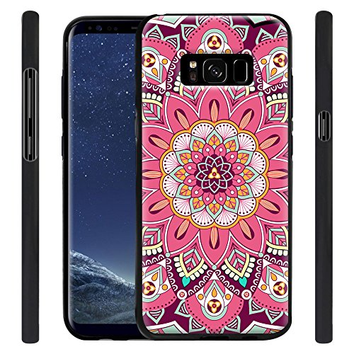 Galaxy S8 Plus Case, Harryshell Lightweight Slim Thin Tpu Gel Skin Flexible Soft Rubber Protective Case Cover for Samsung Galaxy S8 Plus (A-5)