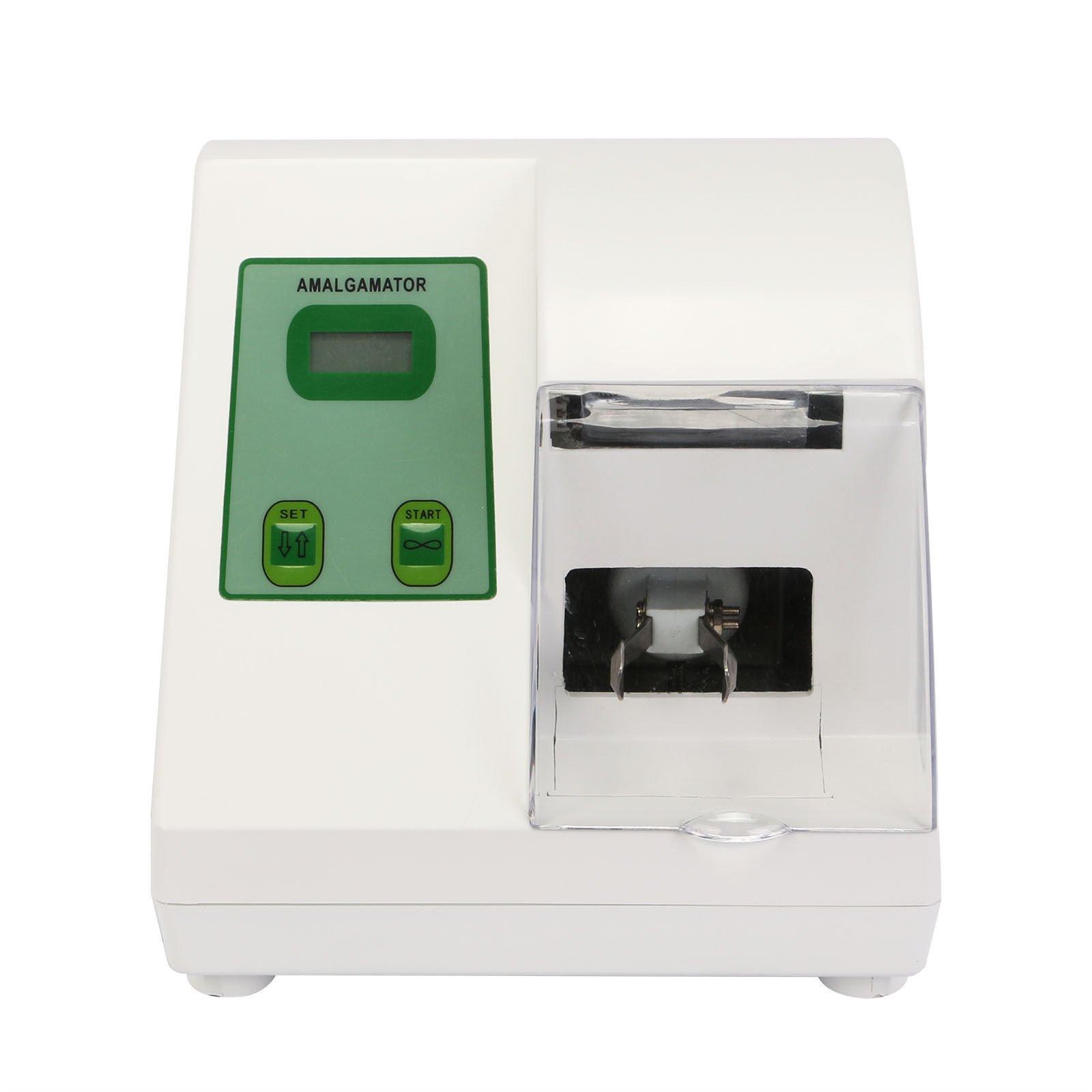 DARYOU High Speed Digital Amalgamator Amalgam Dental Capsule Lab Electrical Mixer G6 USA
