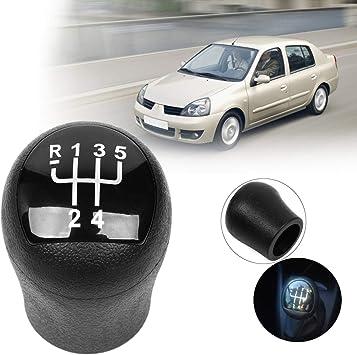 Palanca de cambio manual de 5 velocidades para Renault Clio Kangoo 2006 2007 2008