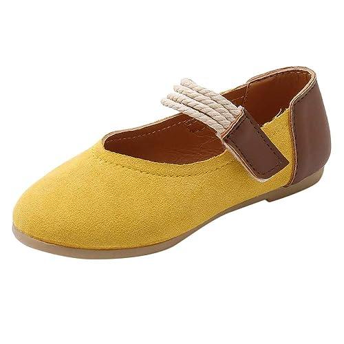 f2c84b35a Zapatos de Vestir para Bebé Niñas Otoño Invierno 2018 Moda PAOLIAN Zapatos  Merceditas Niñas Boda Regalo