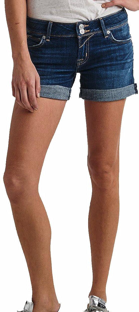 HUDSON Women's Short Croxley Jean Shorts Double Down W653DXA DBLD