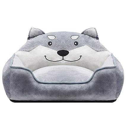 Cama de Perro Cama para Perros , Cama extraíble Lavable para Gatos Cat Nest , Impermeable