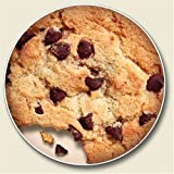Chocolate Chip Cookie Auto Coaster, Single Coaster for Your Car