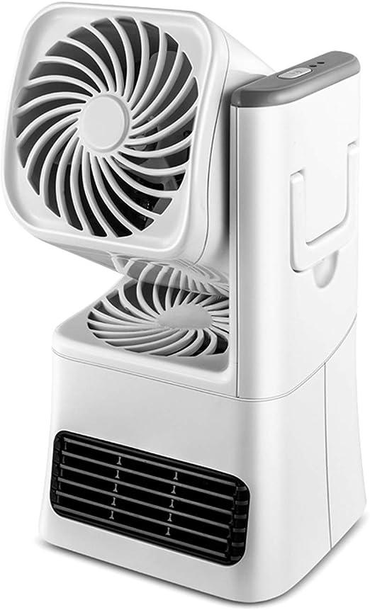 MI ER-Ventiladore Mini Ventilador Eléctrico/Calefactor Eléctrico ...