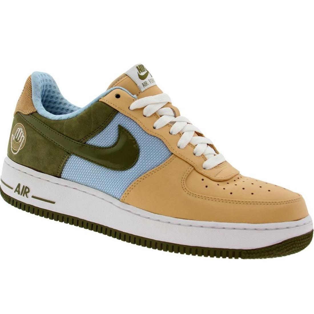 Nike Air Force 1 07 Low Premium Kool Bob Love 3 suede pilgrim ice blue Size 9.5 US by NIKE (Image #1)