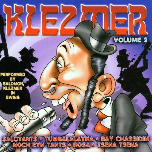 Price comparison product image Klezmer Volume 2 - Performed by Salomon,  Klezmer in Swing