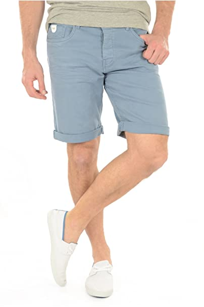Kaporal Jeans - Pantalon corto jean short para hombre Kaporal Jeans Vito: Amazon.es: Ropa y accesorios