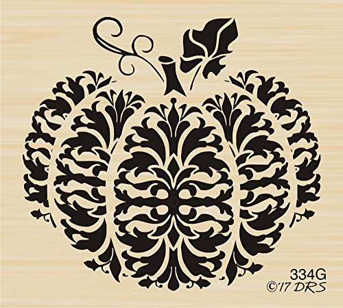- Filigree Pumpkin Rubber Stamp by DRS Designs Rubber Stamps