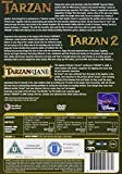 Tarzan / Tarzan 2 / Tarzan and Jane [Import anglais]