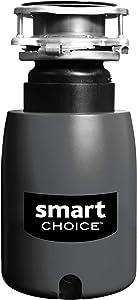 Smart Choice SC05DISP01 1/2 Horsepower Corded Food Waste Disposer