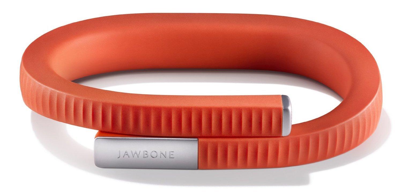 UP 24 by Jawbone - Bluetooth Enabled - Medium - Bulk Packaging - Persimmon