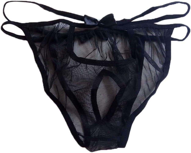Women Lace Garters G-string Crotchless Panties Brief Underwear Lingerie Knicker