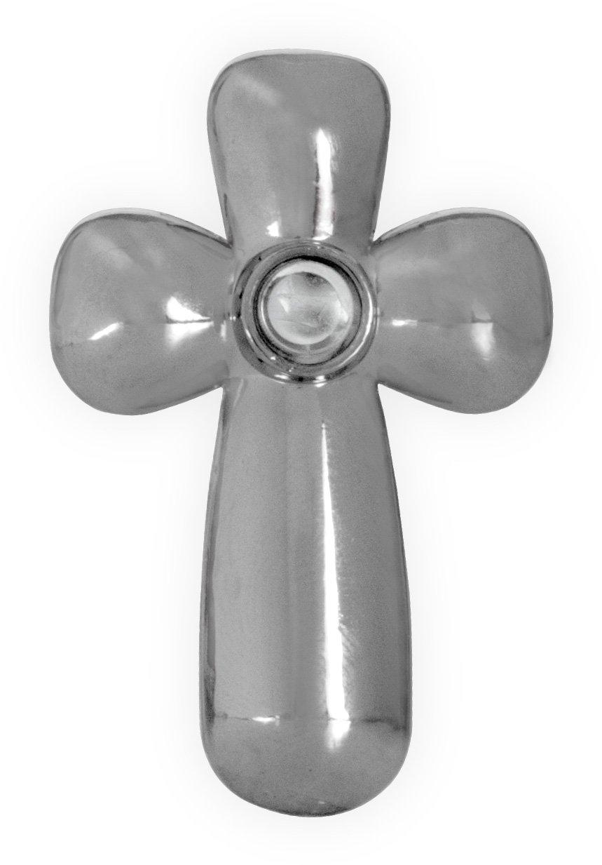 AngelStar Pocker Serenity Prayer Cross