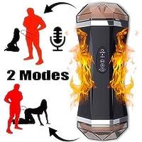 JFLXUE 3D Māştừrbádør Electrico Hombre, Māstừrvādør Masculino Succion