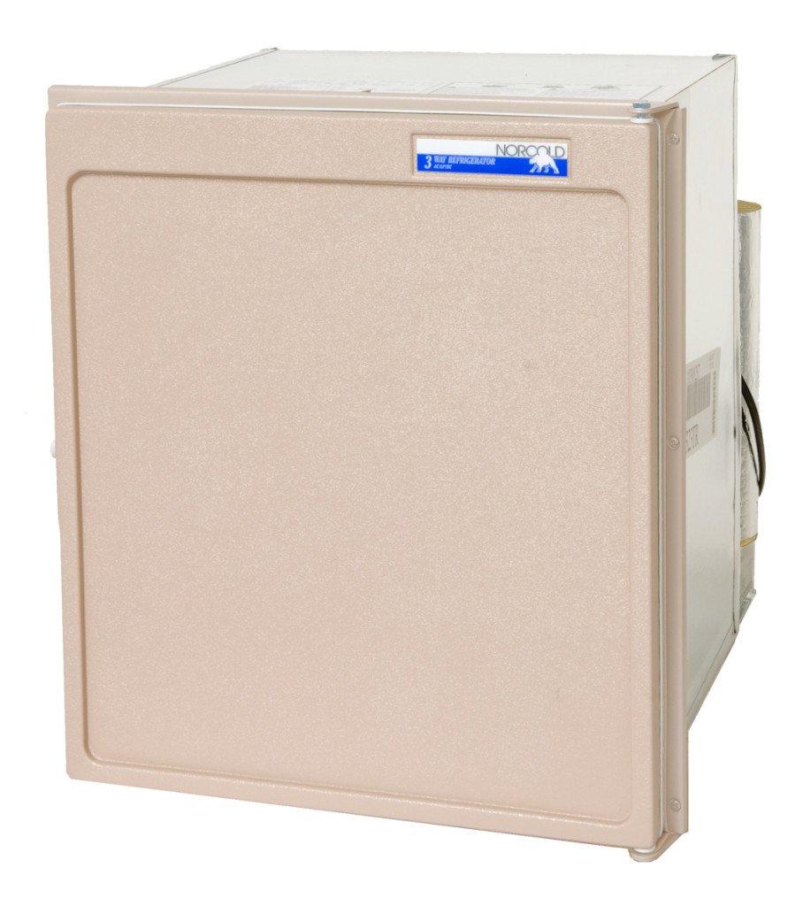 Norcold 323TL 1.7 cu. ft. 1 Door Refrigerator (3-Way AC/LP/DC, Left Hand Door)
