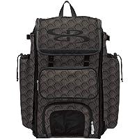 "Boombah Catcher's Superpack Bat Bag 3DHC - 23-1/2"" x 13-1/2"" x 9-1/2"" - Multiple Colors - Holds 4 Bats - Backpack…"
