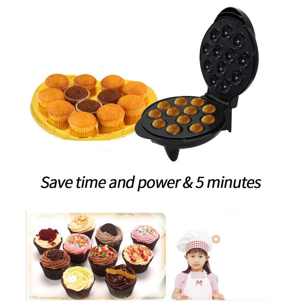 FD Izmn-Outdoor sports Household Automatic Temperature Control Mini Cake Machine Breakfast Machine Egg Tart Machine Electric Baking Pan by FD Izmn-Outdoor sports (Image #2)