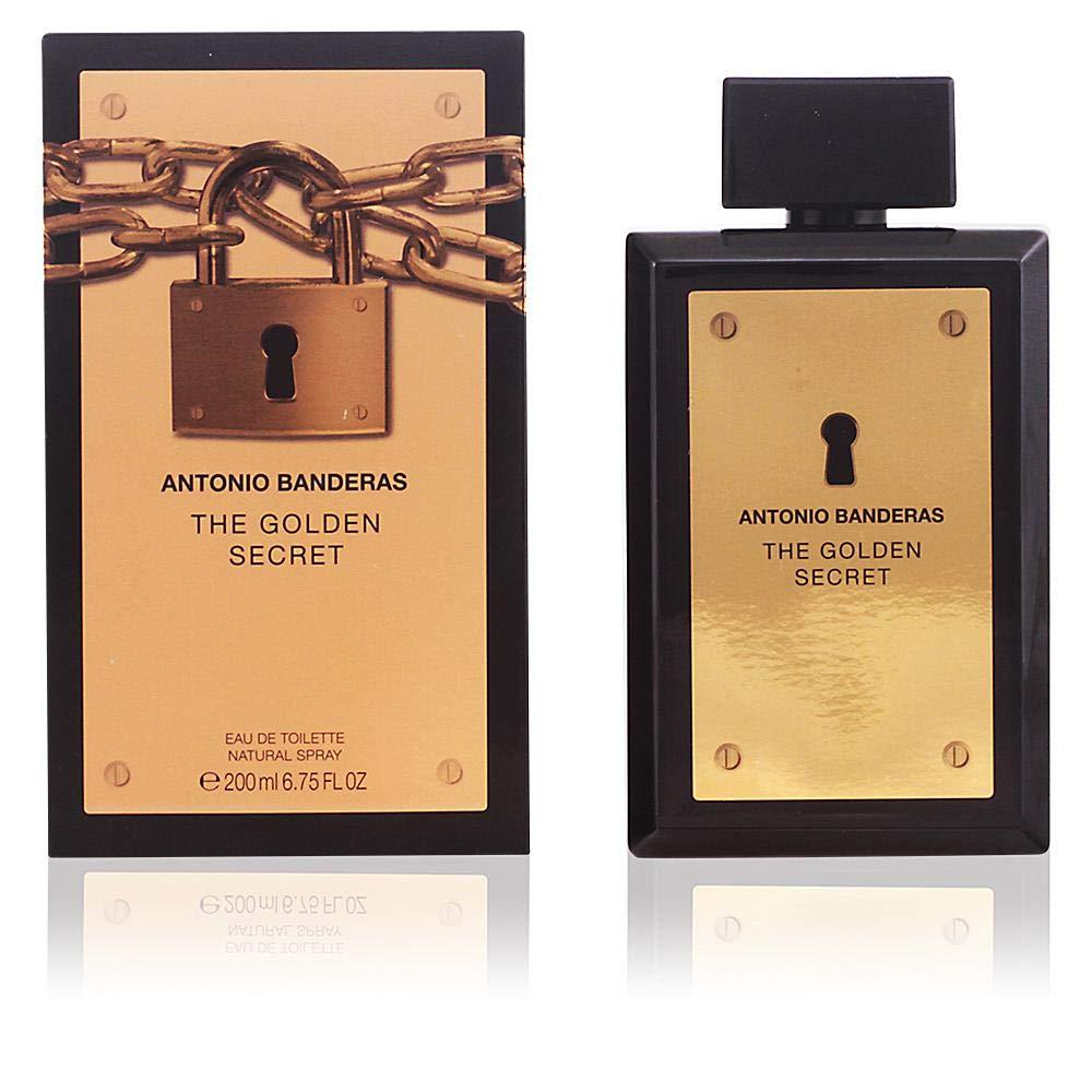 Antonio Banderas The Golden Secret - Eau de Toilette - 200ML