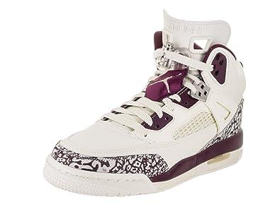 official photos 84ad2 2b995 Jordan Spizike GG Big Kid s Shoes Sail Bordeaux Metallic Red Bronze  535712-132