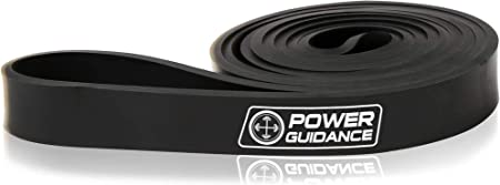 side facing power guidance heavy duty pull up assist bands