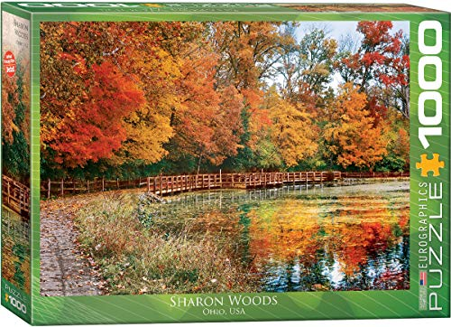 EuroGraphics Sharon Woods, Ohio Puzzle (1000-Piece)